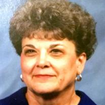 Mrs. Yvonne Hammett Baldree