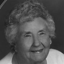 Mary Cordelia Jones