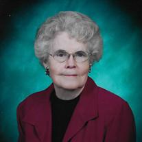 Mary Frances Martz