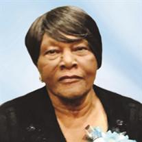 Mrs. Lula Mae Yates