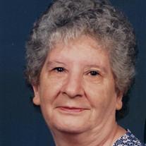 Mrs. Mary Ellen Holston