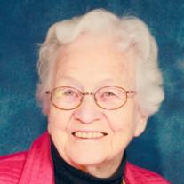 Mrs. Bertie Wold (Elliott)