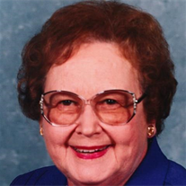 Betty Jean McQuillen White
