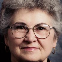 Mrs. Virginia Mae Kail