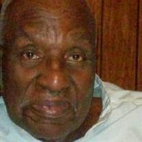 Pastor Cleaveland R. Jones
