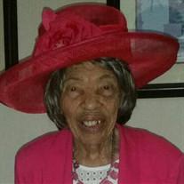 Mrs. Louella Mae Lewis