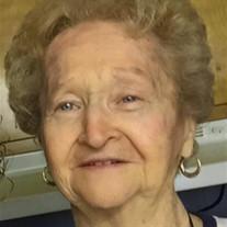 Catherine Cecilia Elizabeth McCarron Lonis