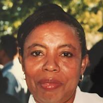 Bernice M. Adams