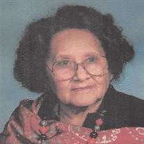 Mrs. Mary Grace T. Lastrapes