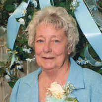 Bertha  Louise Crockett