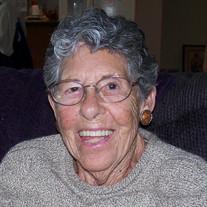Mary Louise Fredrick