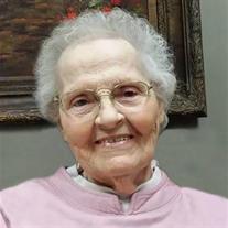 Marjorie Duhe LeBouef