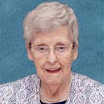 Mrs. Helen May Gunderson