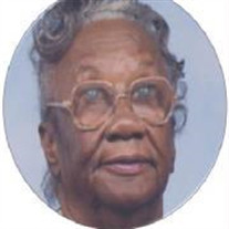Willie Mae Earnest