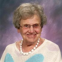 Freda E. Lawton