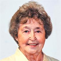 Alberta E. Cordes