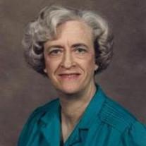 Mrs. Sarah Ward Calverley