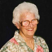 Martha Louise Parsley