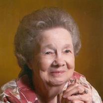 Mrs. Eloise Whitlow Hudson