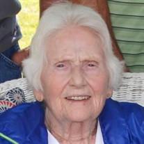 Margaret A Zarefoss