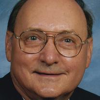 """Rev. John """"Jack"""" William Pilger"""