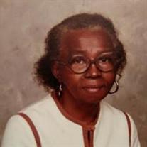 Mrs. Rosie Mozella Monteeth Stanley