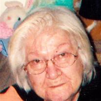 Bertha D. Stonebarger