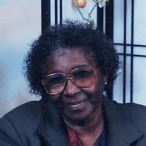 Mary Frances Daniels