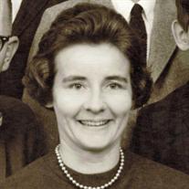 Ruth Elizabeth Lindgren
