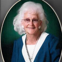 Marjorie J.  McCune