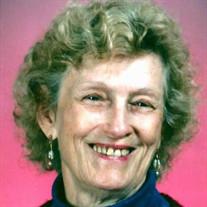 """Anne """"Nancy"""" Margaret Blum"""