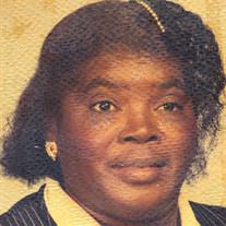 Mrs. Mae Mays