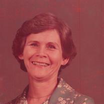 Mrs. Betty M. Lackey