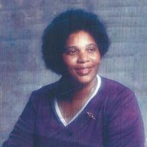 Mrs.  Henrietta Marie Robinson  Curry