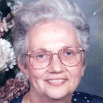 Mrs. Sara Mae Angell Noyes