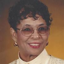 Mrs. Rosa Benson