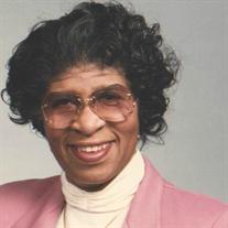 Mrs.  Rosabelle Inez Cromwell