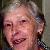 Cynthia  Patricia McQuaig Goodman