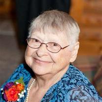 Gladys Myrl (Sampson) Barton