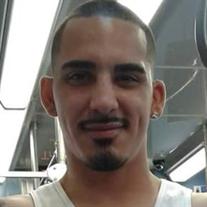 Nathaniel Z Cawthon-Perez