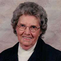 Mrs. Monda Ethel Denton