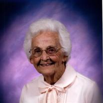 Margaret Frances Spearman