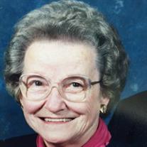 Mary Jane Watts