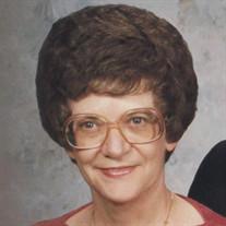 """Ramona """"Monie"""" June Mitchell"""