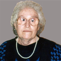 Mrs. Mary Frances Chambers Hutchins