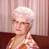 Louise Geraldine Ego