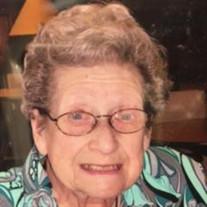Virginia L Warner