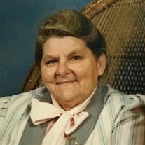 Geraldine Christine Partin