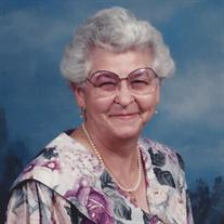 Selena Fahnestock Burnett