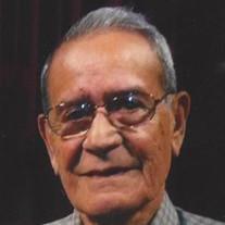 Reynaldo Alvarado, Sr.